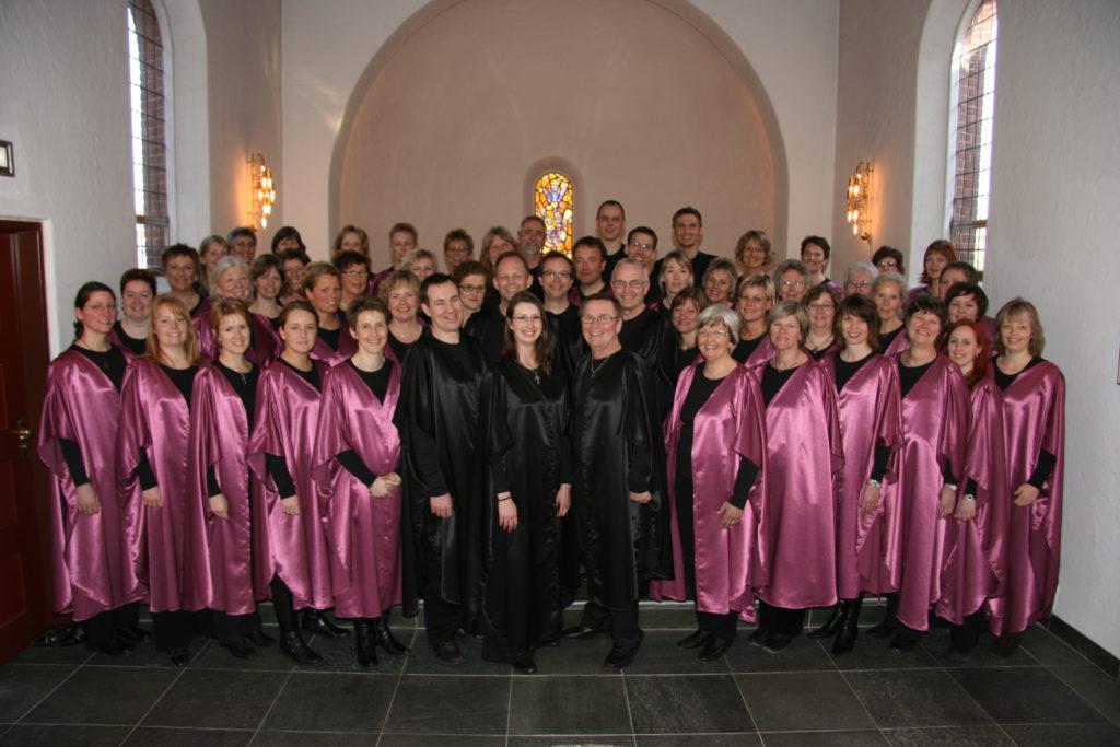 2007 Gruppebillede Ikast Kirke